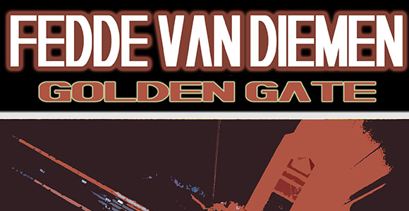 CNR043 – Fedde van Diemen – Golden Gate released!