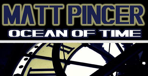 CNR044: Matt Pincer - Ocean Of Time released!